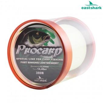 Леска PROCARP 300 м 0,50 белая