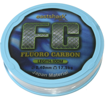 Леска FC 0.16 100м fluorocarbon прозрачная (3,65 кг)