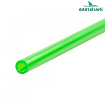 Трубочка пластиковая для монтажа 1 м зел.
