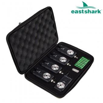 Набор сигнал. с пейджером EastShark SP-01 (4+1)