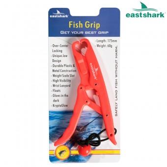 Захват для рыбы Eastshark Fish Grip HSP-698A малый оранжевый