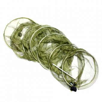 Садок круглый капрон QBA-50306
