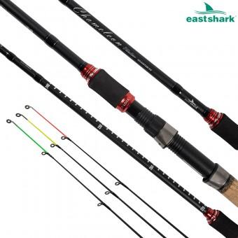 Уд. штекерное EastShark Chameleon Feeder 30-60g 2,4-2,7m (2+3)