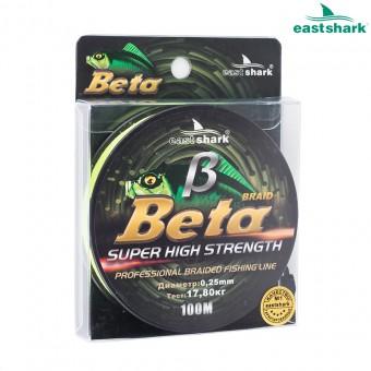 Плетёнка BETA 100 m 0,14