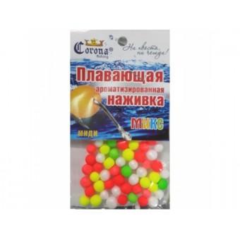 Пенопласт CORONA ( упак./10 шт.) Микс