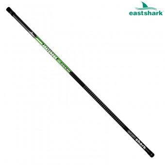 Ручка для подсака карбоновая телескопическая 3м-4м