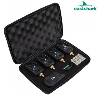 Набор сигнал. с пейджером EastShark SP-03 (4+1)