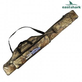 "Чехол East Shark ""осенний лес"" 2 секции 1,3 м"
