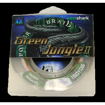 Плетёнка Green Jungle 135м цвет. 0,35