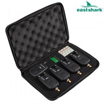 Набор сигнал. с пейджером EastShark SP-04 (4+1)