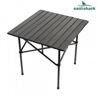 Стол складной алюминиевый ES  94*56*49 см