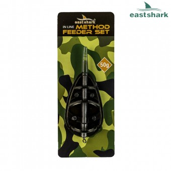 Кормушка EastShark Flat Method Feeder 50 гр.
