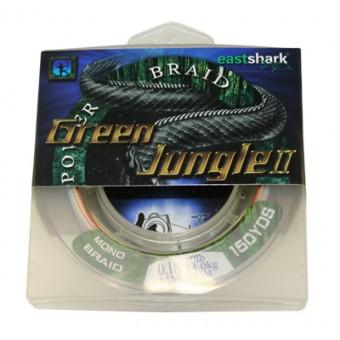 Плетёнка Green Jungle 135м цвет. 0,30