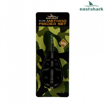 Кормушка EastShark Flat Method Feeder 90 гр.