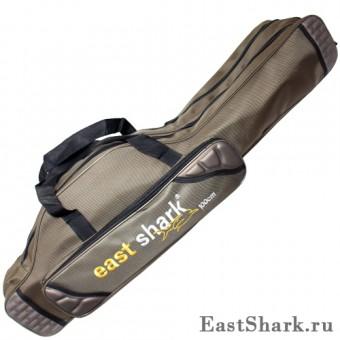 Чехол East Shark 2 секции 1 м плотная ткань.